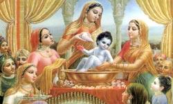 Heart of Hinduism: Jatakarma: Birth Ceremonies